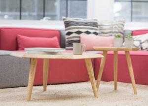 Мебель из массива – красота и тепло природного дерева