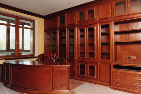 Заказать мебель из дерева в Калининграде